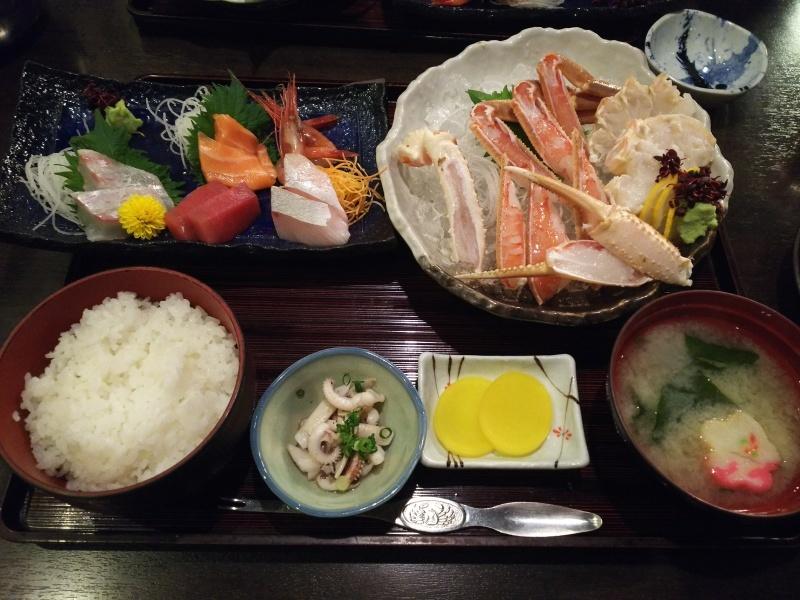 敦賀赤レンガ倉庫で蟹のランチ&カフェ_e0305834_18062128.jpg