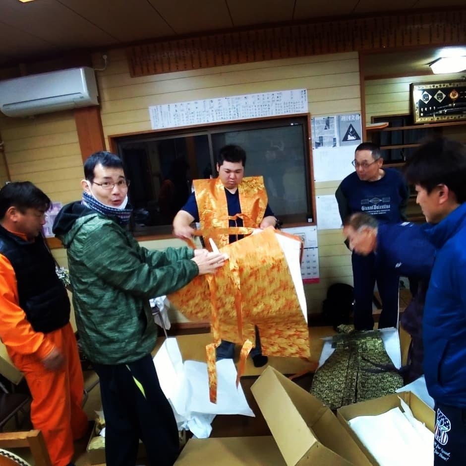 平成31年3月17日 大塚神社 春神楽に向けて_c0045448_23301589.jpg