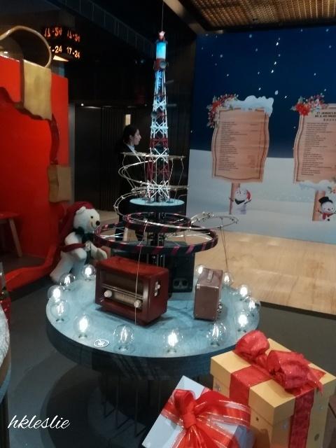 遮打大廈のクリスマスデコレーション_b0248150_05082874.jpg