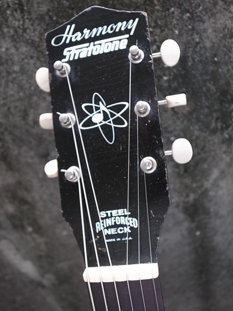 1960's Harmony Stratotone H46 Marsハーモニー・ストラトトーン・マーズ_f0197703_19365367.jpg