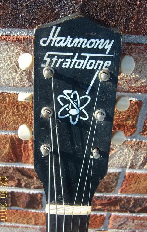 1960's Harmony Stratotone H46 Marsハーモニー・ストラトトーン・マーズ_f0197703_19373535.jpg