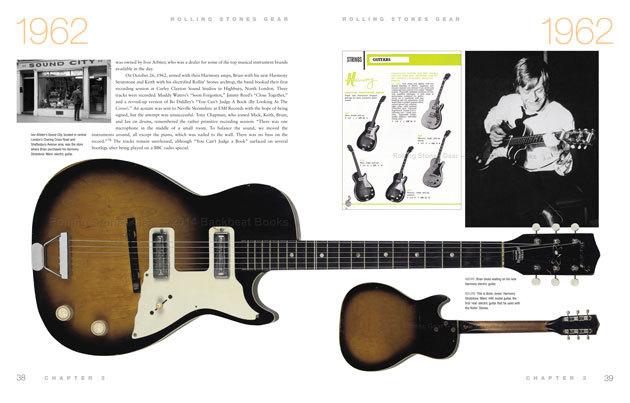 1960's Harmony Stratotone H46 Marsハーモニー・ストラトトーン・マーズ_f0197703_19420564.jpg