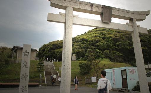 鳥取県★白兎神社★因幡の白兎伝説 他_a0329820_14390678.jpg