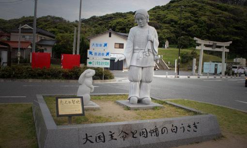 鳥取県★白兎神社★因幡の白兎伝説 他_a0329820_14390926.jpg