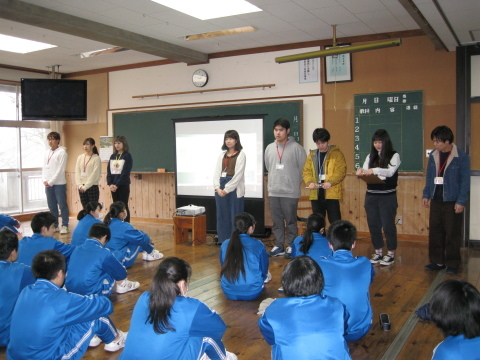 村上市立山北中学校において「想像を超えた世界」ワークショップを行いましたを_c0167632_17104773.jpg