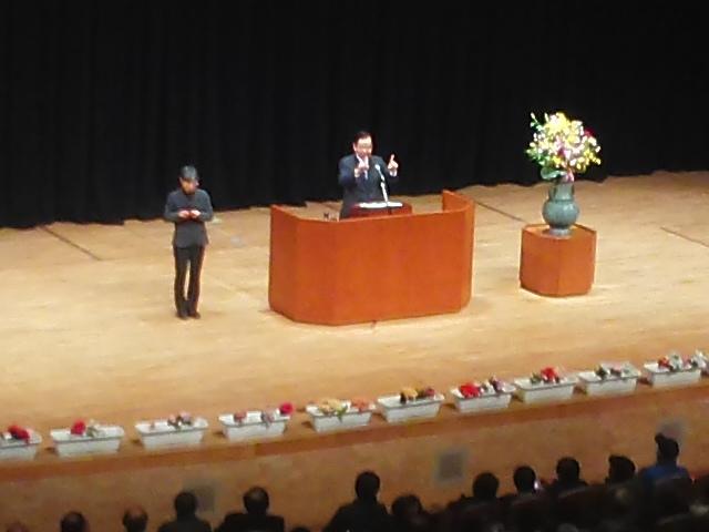 元気いっぱい 🌝🌝🌝「日本共産党演説会」志位さん・山下さん・金田さん (*^−^)ノ_f0061067_21052944.jpg