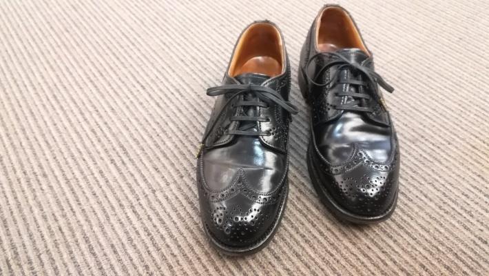靴の写真って難しい。_e0197577_11573978.jpg