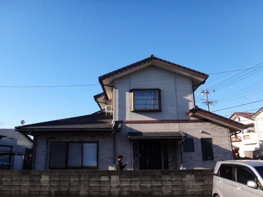 M様邸 外壁改装工事_c0184295_13400133.jpg