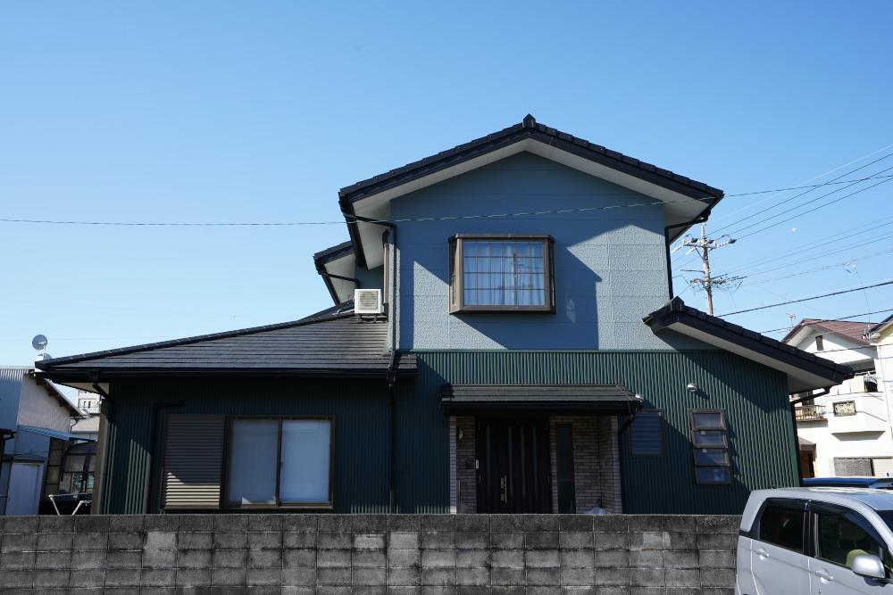 M様邸 外壁改装工事_c0184295_13402359.jpg
