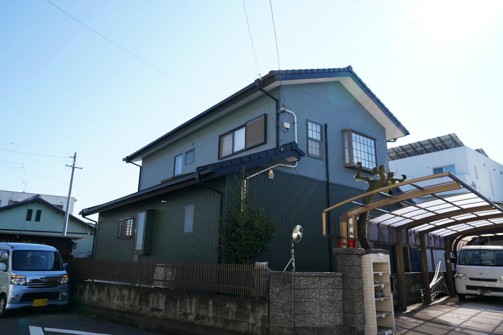 M様邸 外壁改装工事_c0184295_13403968.jpg