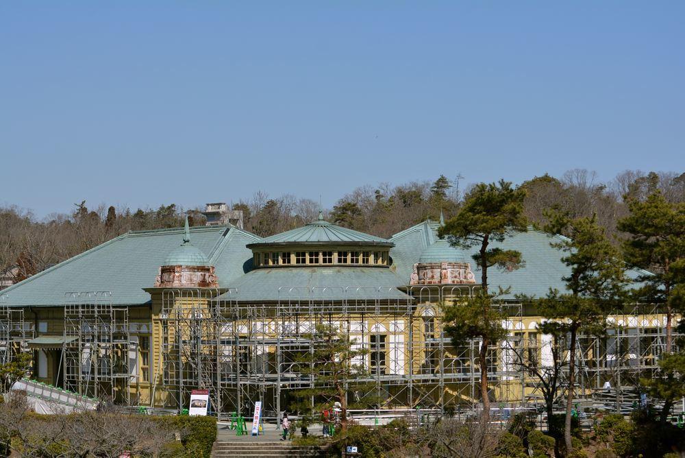 宇治山田郵便局 工事閉鎖3_e0373930_19582158.jpg
