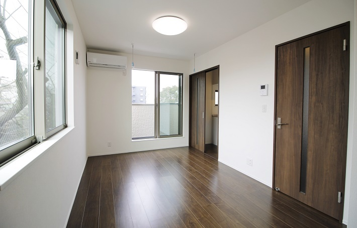 八ヶ崎共同住宅完成しました!_c0064859_15484529.jpg