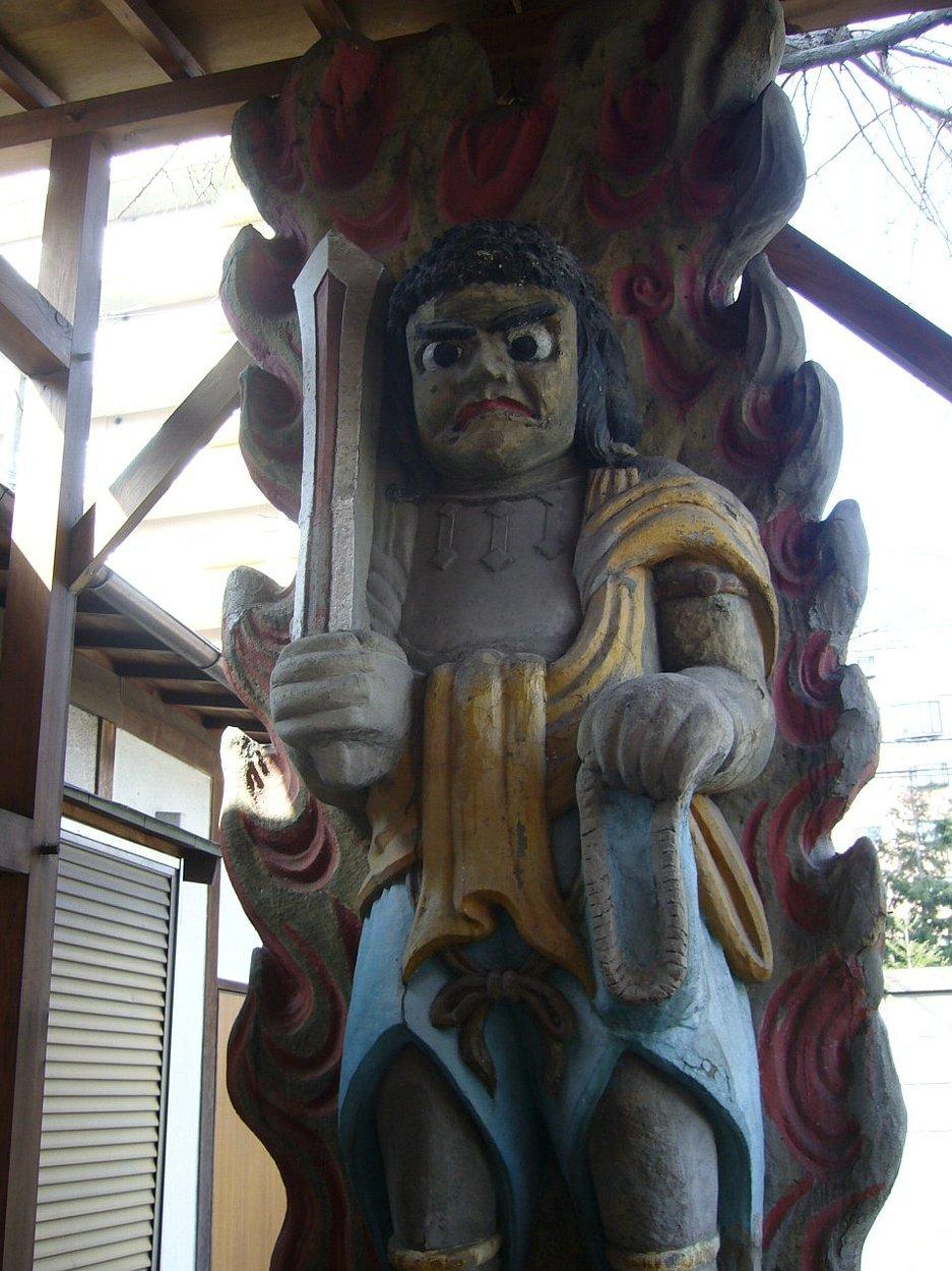 天神橋筋六丁目北側の国分寺_c0112559_14005374.jpg