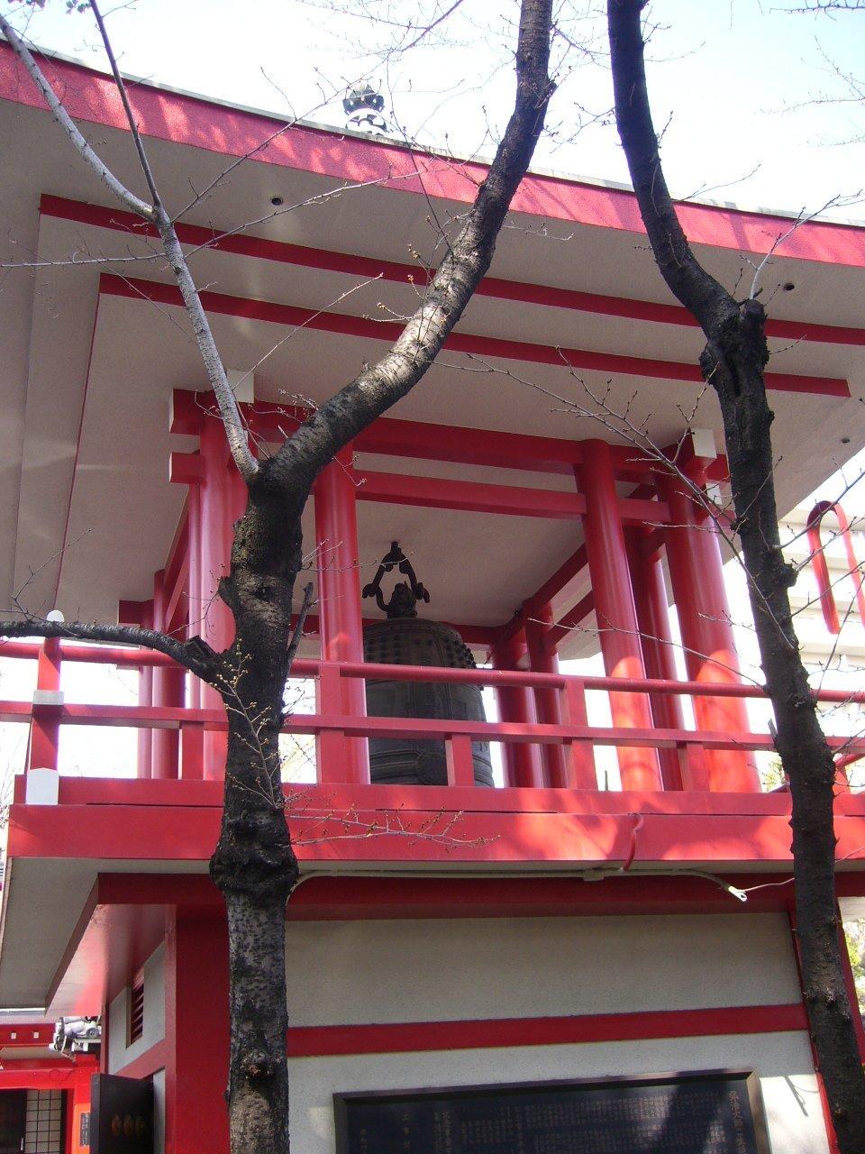 天神橋筋六丁目北側の国分寺_c0112559_14012209.jpg