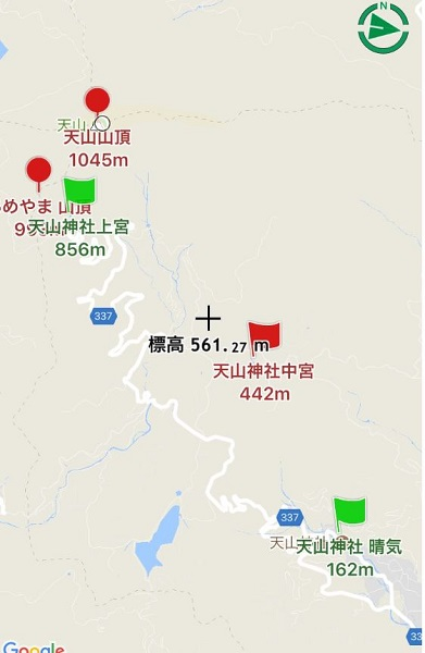 持統天皇と天山4  晴気天山神社の始まり_c0222861_20145912.jpg