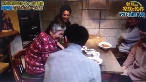 """家族に乾杯で""""ショウゾウカフェ""""_a0111166_07391366.jpg"""