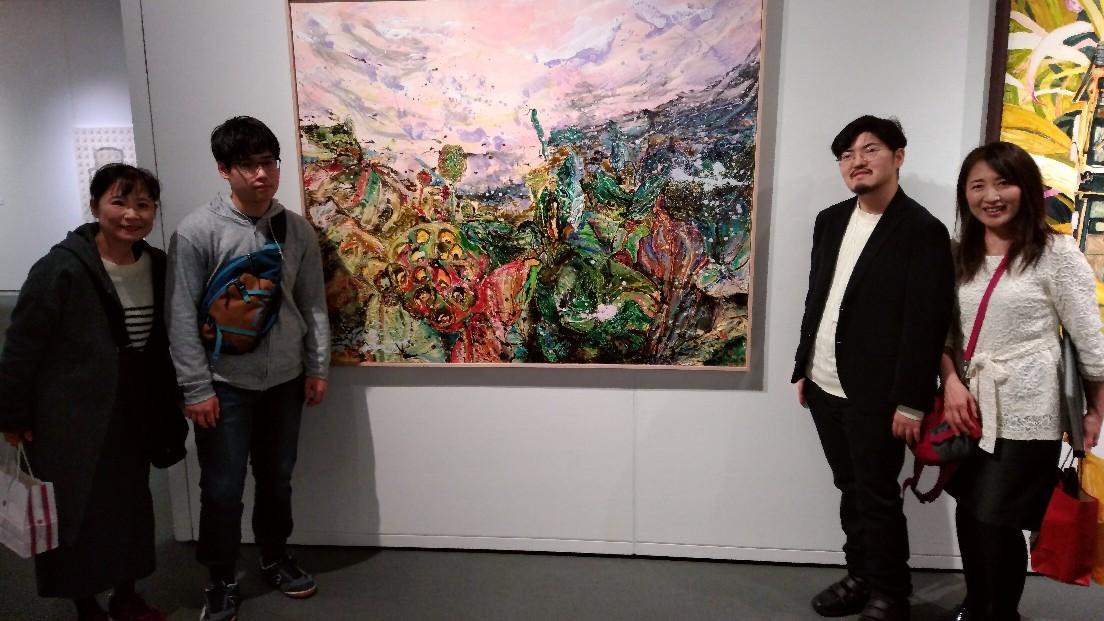 FACE2019 東郷青児記念損保ジャパン美術館にて3/30まで_d0253466_14015595.jpg