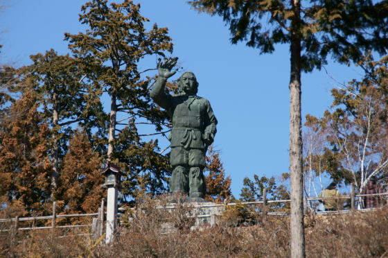 パワースポット三峰神社!_a0268377_20254522.jpg