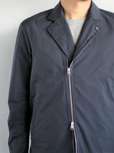 FLISTFIA Zip Up Blazer / Navy _b0139281_16313020.jpg