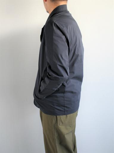 FLISTFIA Zip Up Blazer / Navy _b0139281_16313918.jpg