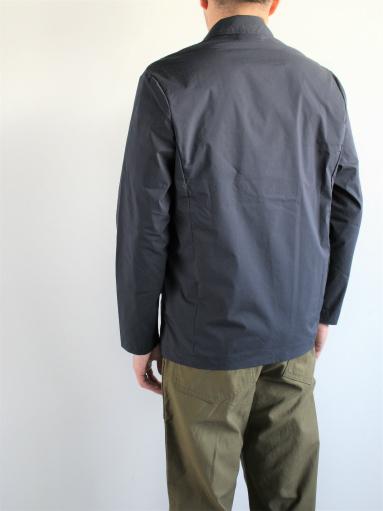 FLISTFIA Zip Up Blazer / Navy _b0139281_16314598.jpg