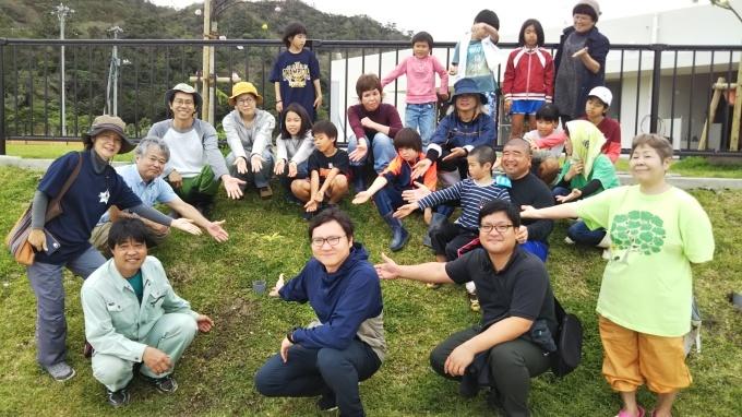 第8回くんじゃん山学校 どんぐりを植えよう!_f0121321_15531332.jpg