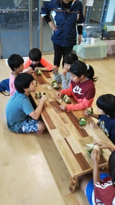 第8回くんじゃん山学校 どんぐりを植えよう!_f0121321_16360898.jpg