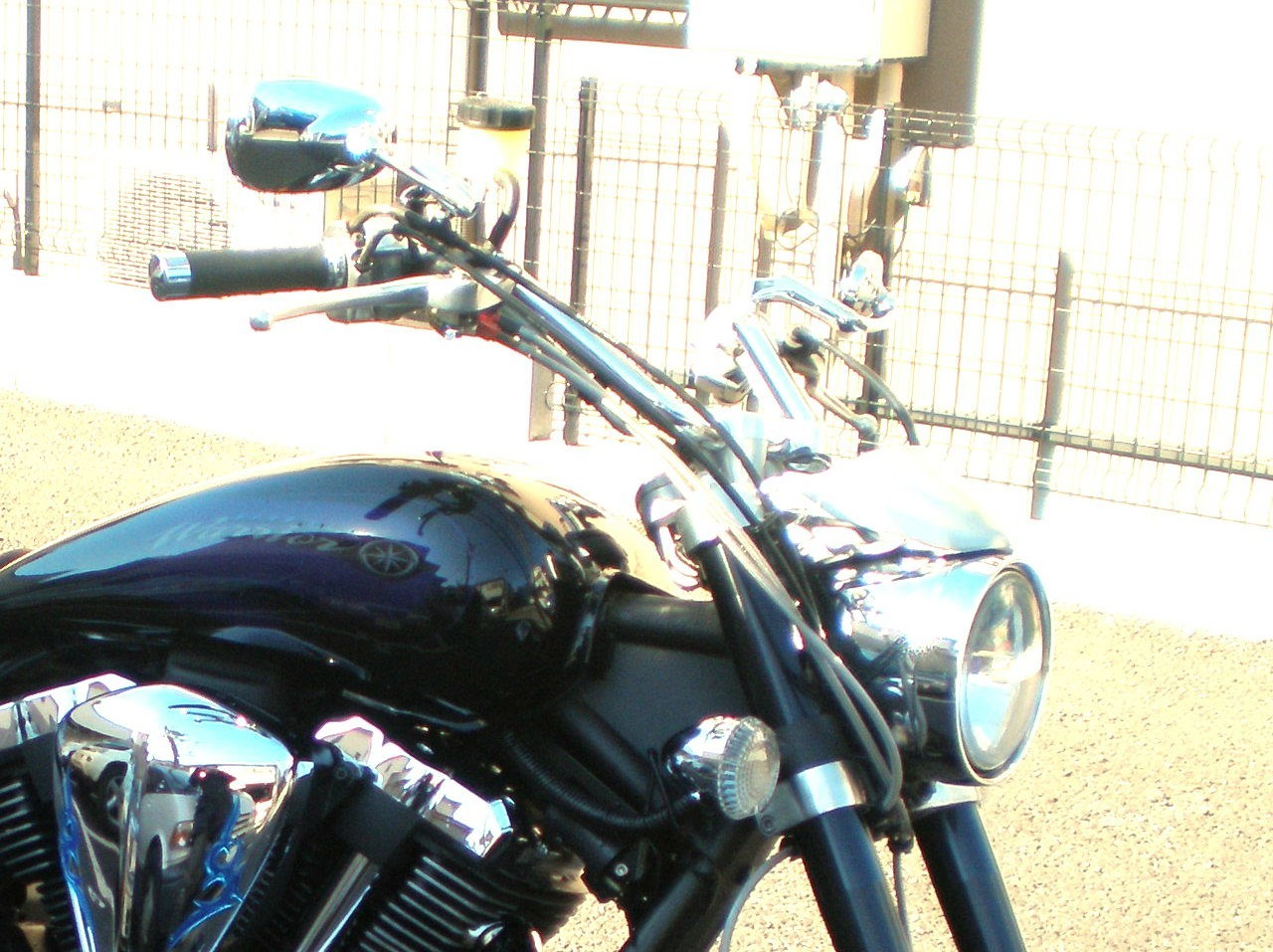020 M.C.A. \'03 YAMAHA Road Star Warrior XV1700PC_b0133126_09492258.jpg