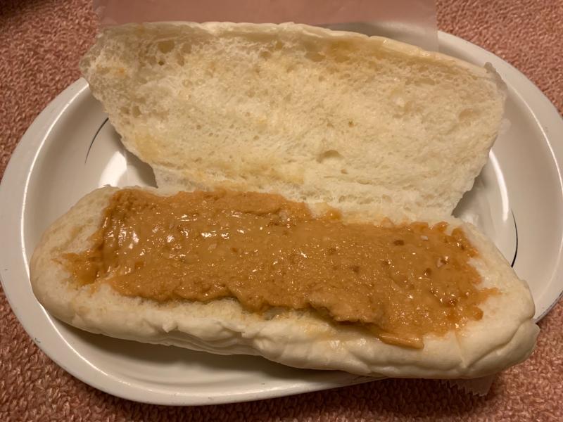 漸く食べれたコッペパン 盛岡製パン_a0359239_20361022.jpg