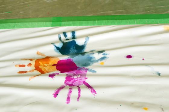 第5回こども美術教室 ~ 布に描く ~_e0222340_14455886.jpg