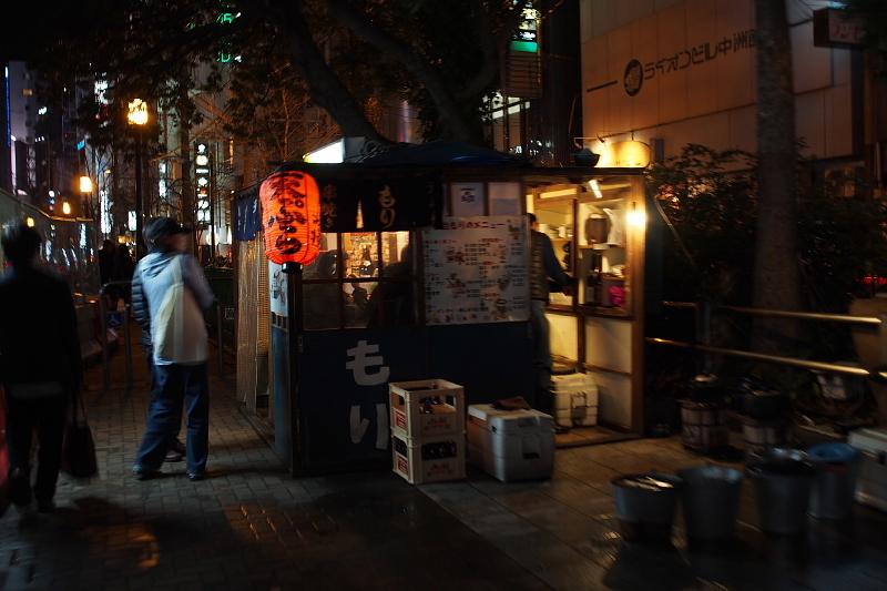 【中州の屋台】やまちゃんの長浜豚骨ラーメン_b0008655_14234059.jpg