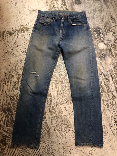 Vintage Levi\'s Denim&Leather Bottoms!!(マグネッツ大阪アメ村店)_c0078587_20171949.jpg
