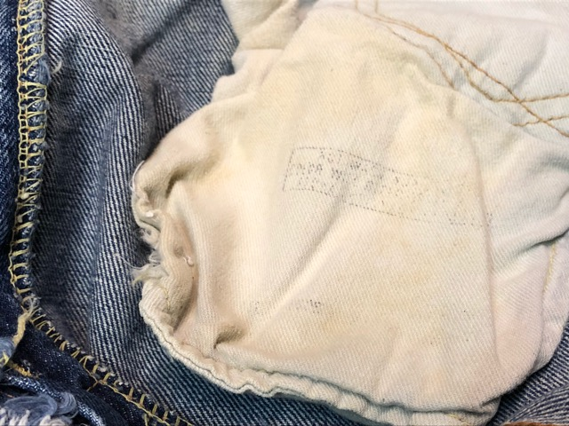 Vintage Levi\'s Denim&Leather Bottoms!!(マグネッツ大阪アメ村店)_c0078587_20192717.jpg