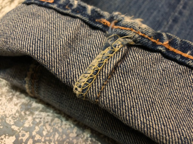 Vintage Levi\'s Denim&Leather Bottoms!!(マグネッツ大阪アメ村店)_c0078587_20194136.jpg