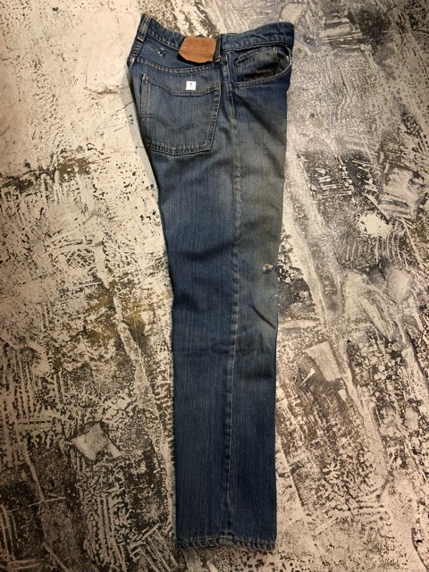 Vintage Levi\'s Denim&Leather Bottoms!!(マグネッツ大阪アメ村店)_c0078587_2020402.jpg