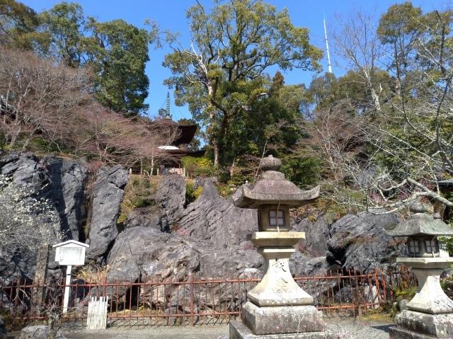 2019早春の京都と大津をめぐる (6) 石山寺に行き、山科で散歩する_f0100593_19123158.jpg