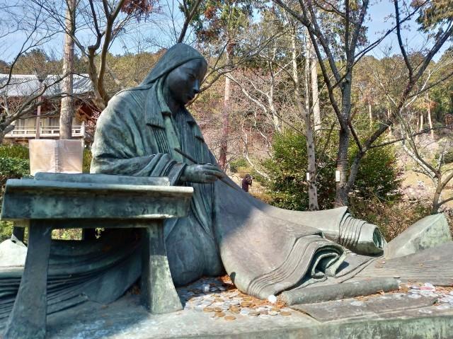 2019早春の京都と大津をめぐる (6) 石山寺に行き、山科で散歩する_f0100593_19142462.jpg