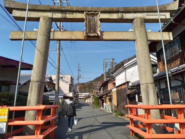 2019早春の京都と大津をめぐる (6) 石山寺に行き、山科で散歩する_f0100593_19161921.jpg