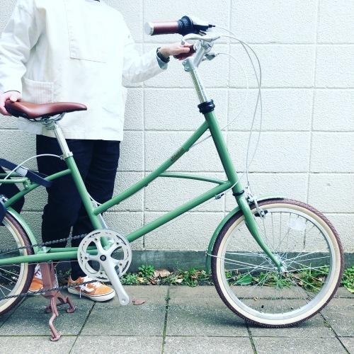 2019Newモデル alohaloco アロハロコ 「HALEIWAハレイワ」20インチ ミニベロ 子供乗せ自転車 チャイルドシート yepp おしゃれ自転車 オシャレ自転車_b0212032_18043026.jpeg