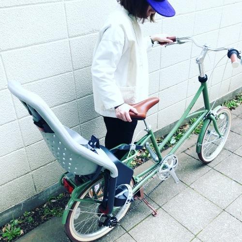 2019Newモデル alohaloco アロハロコ 「HALEIWAハレイワ」20インチ ミニベロ 子供乗せ自転車 チャイルドシート yepp おしゃれ自転車 オシャレ自転車_b0212032_18063202.jpeg
