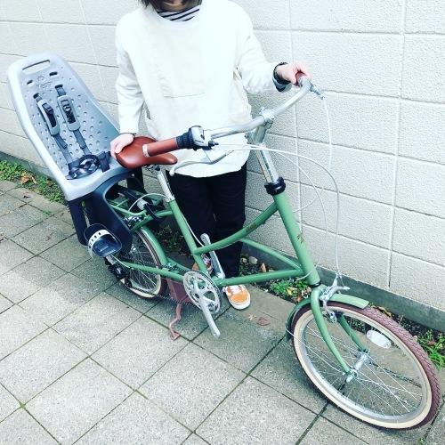 2019Newモデル alohaloco アロハロコ 「HALEIWAハレイワ」20インチ ミニベロ 子供乗せ自転車 チャイルドシート yepp おしゃれ自転車 オシャレ自転車_b0212032_18092371.jpeg