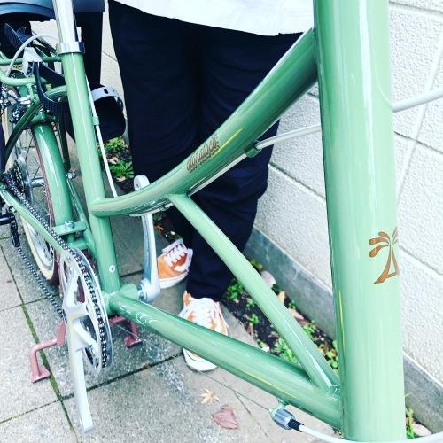 2019Newモデル alohaloco アロハロコ 「HALEIWAハレイワ」20インチ ミニベロ 子供乗せ自転車 チャイルドシート yepp おしゃれ自転車 オシャレ自転車_b0212032_18324288.jpeg