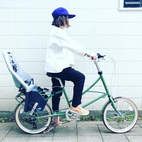2019Newモデル alohaloco アロハロコ 「HALEIWAハレイワ」20インチ ミニベロ 子供乗せ自転車 チャイルドシート yepp おしゃれ自転車 オシャレ自転車_b0212032_18325555.jpeg