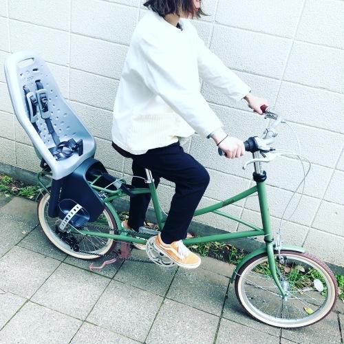 2019Newモデル alohaloco アロハロコ 「HALEIWAハレイワ」20インチ ミニベロ 子供乗せ自転車 チャイルドシート yepp おしゃれ自転車 オシャレ自転車_b0212032_18333959.jpeg