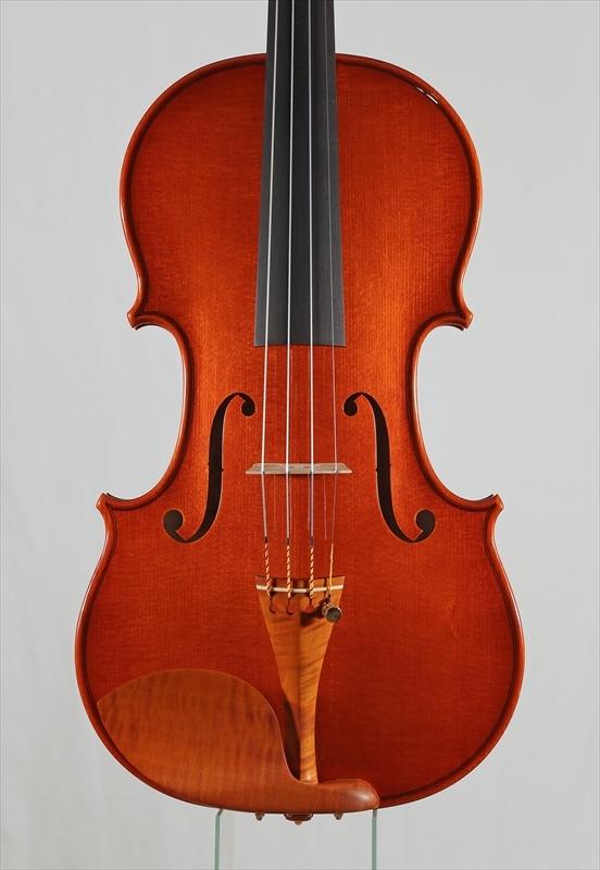 2018年 ヴァイオリン ストラディバリ1705年モデル_a0197551_04391227.jpg