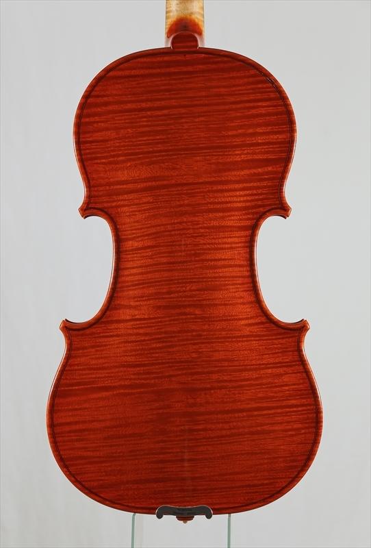 2018年 ヴァイオリン ストラディバリ1705年モデル_a0197551_04392696.jpg