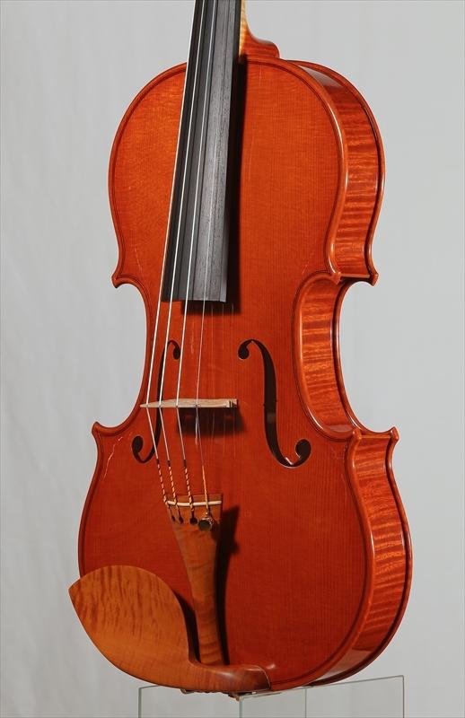 2018年 ヴァイオリン ストラディバリ1705年モデル_a0197551_04395500.jpg
