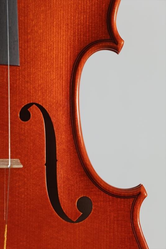 2018年 ヴァイオリン ストラディバリ1705年モデル_a0197551_04401128.jpg