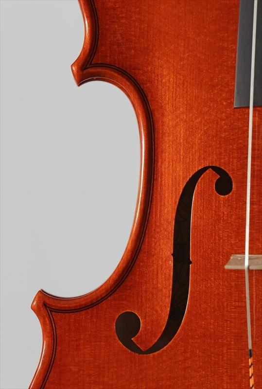 2018年 ヴァイオリン ストラディバリ1705年モデル_a0197551_04402968.jpg
