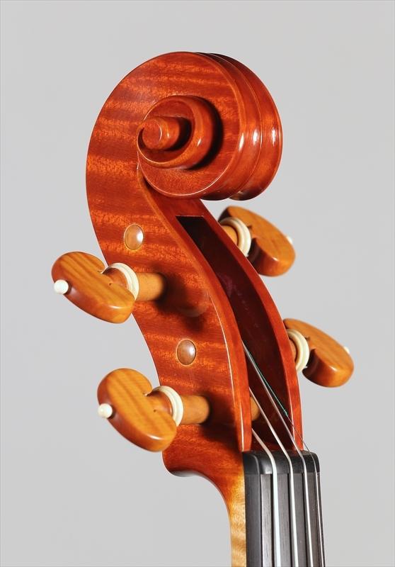 2018年 ヴァイオリン ストラディバリ1705年モデル_a0197551_04421824.jpg